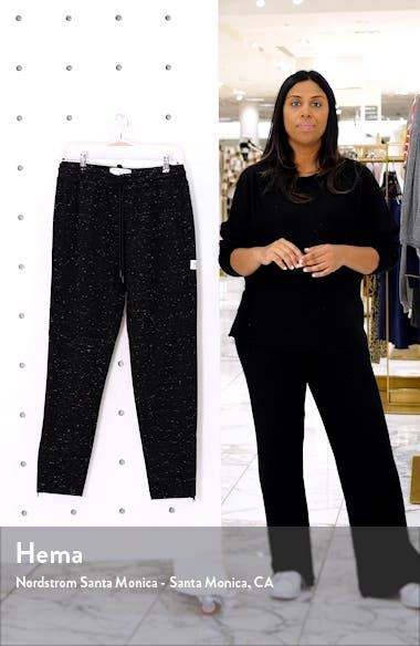 Ponte Neppy Knit Track Pants, sales video thumbnail