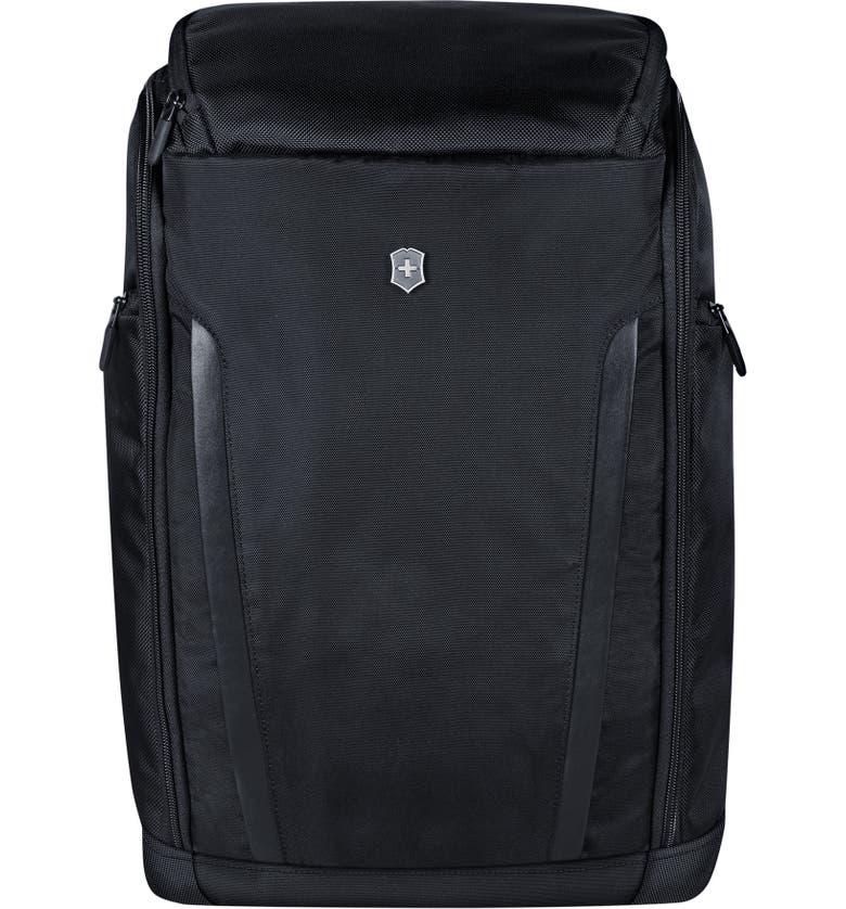 VICTORINOX SWISS ARMY<SUP>®</SUP> Altmont Black Laptop Backpack, Main, color, BLACK