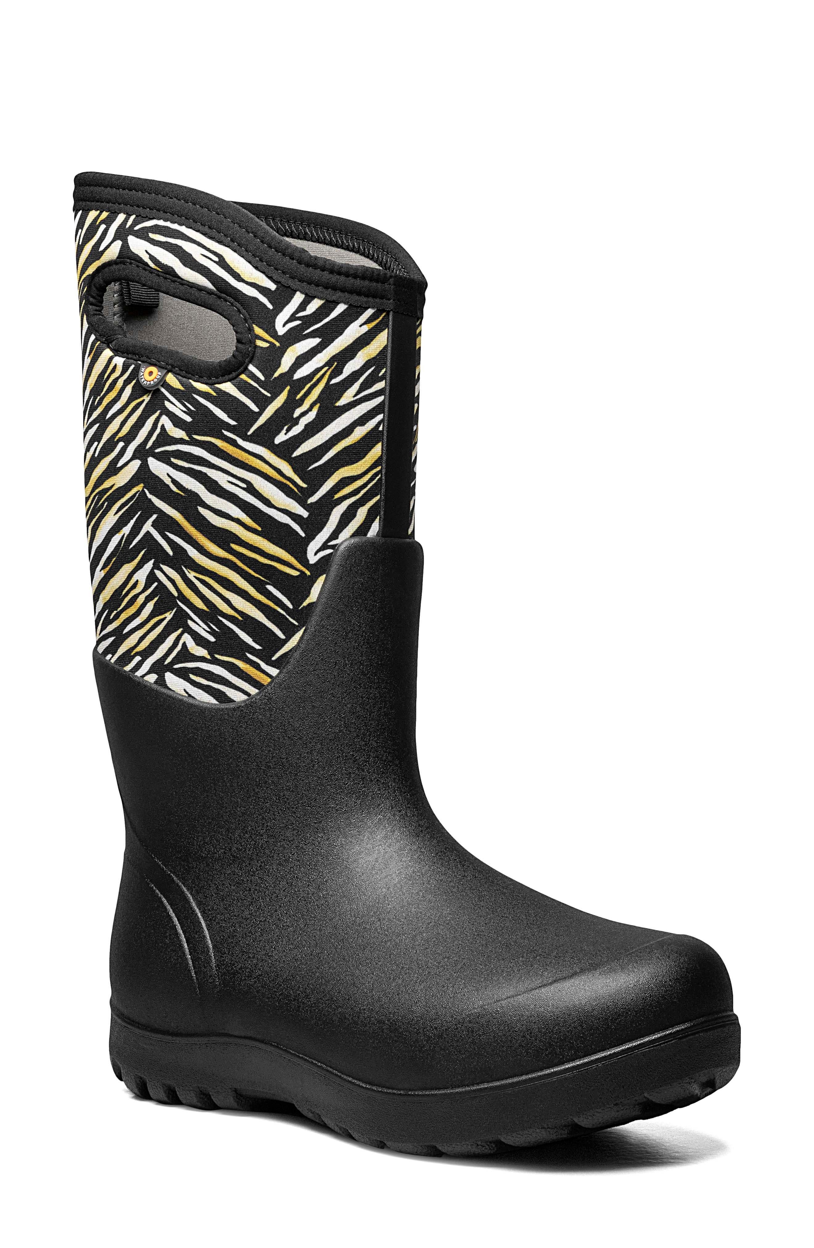 Neo Classic Tall Waterproof Rain Boot