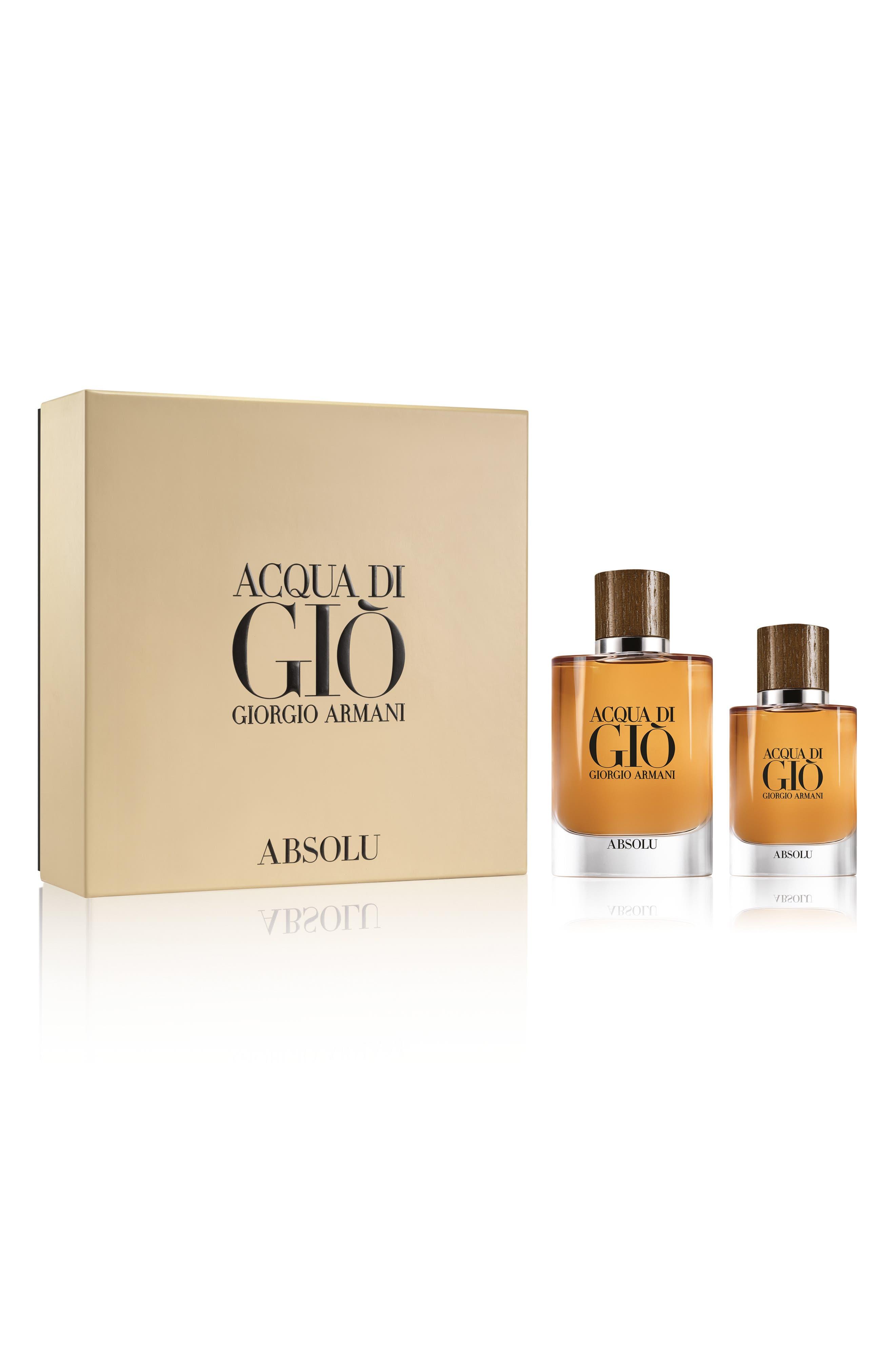 Acqua Di Gio Absolu Eau De Parfum Set ($173 Value)