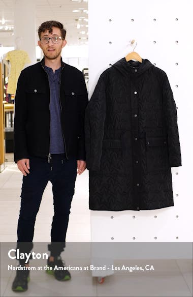 Star Quilted Water Resistant Parka, sales video thumbnail