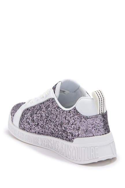 Image of Versace Jeans Glitter Sneaker