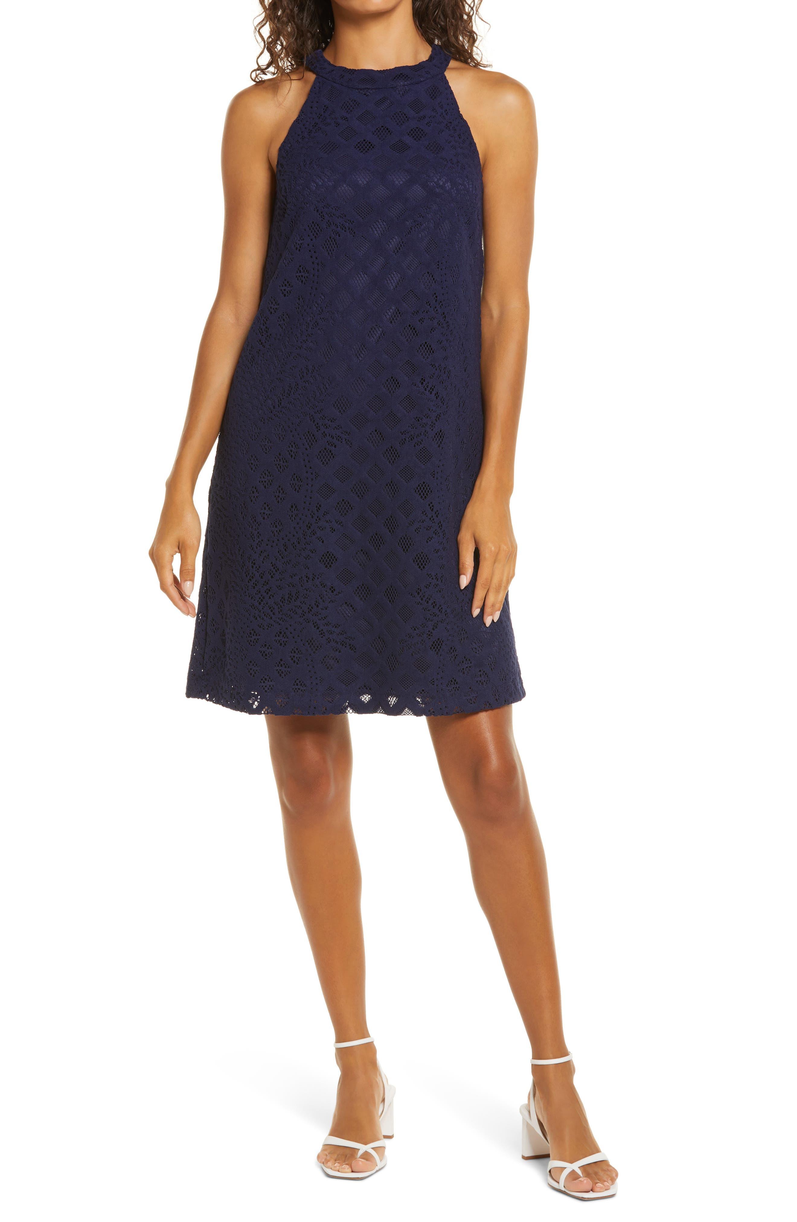 Women's Lilly Pulitzer Rayanne Lace Shift Dress