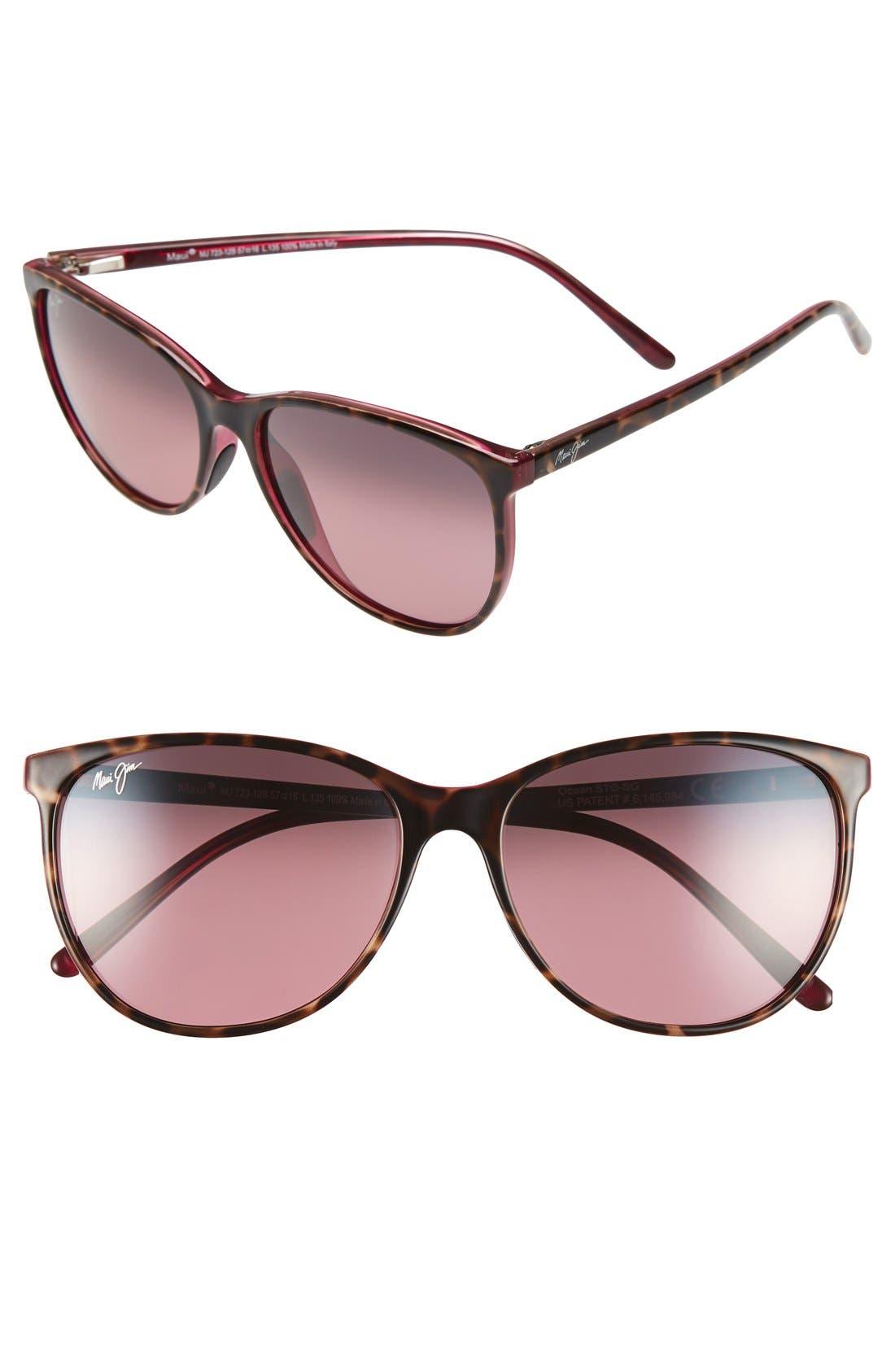 Ocean 57mm Polarizedplus2 Sunglasses