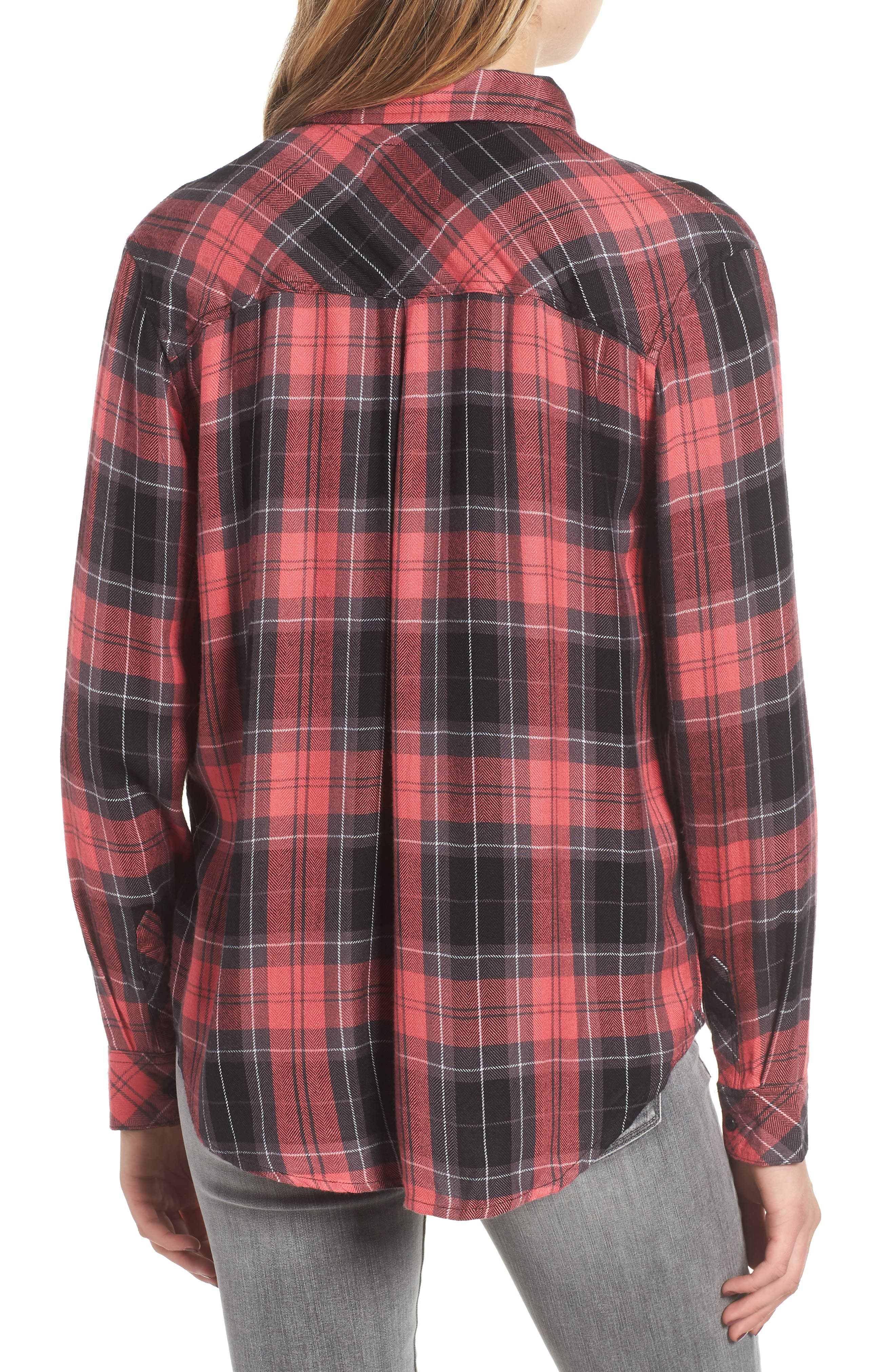 ,                             Hunter Plaid Shirt,                             Alternate thumbnail 169, color,                             601