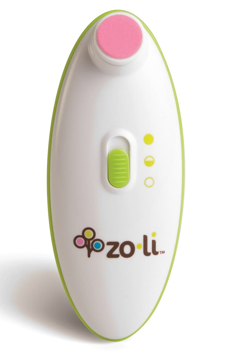 ZOLI 'BUZZ B.<sup>™</sup>' Electric Nail Trimmer, Main, color, 960