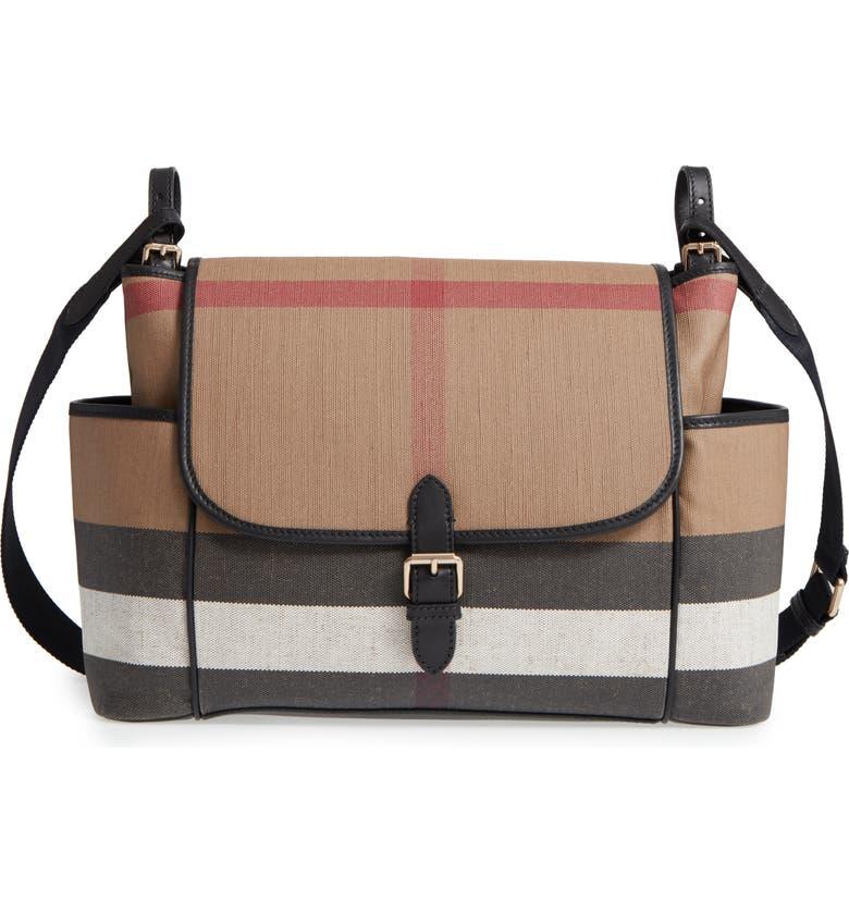 Burberry Flap Diaper Bag Nordstrom