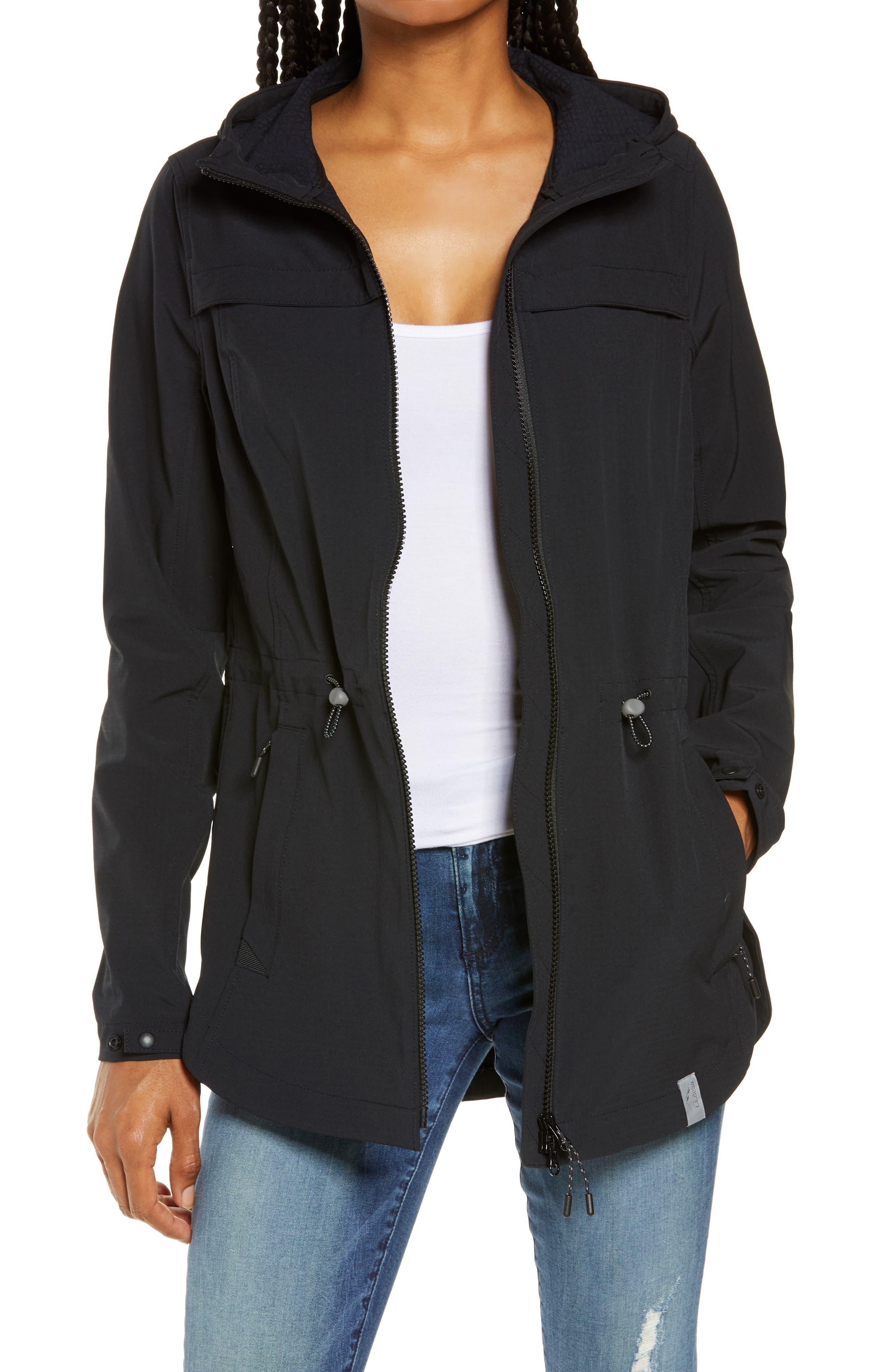 Women's Bradbury Water Resistant Hooded Zip Jacket