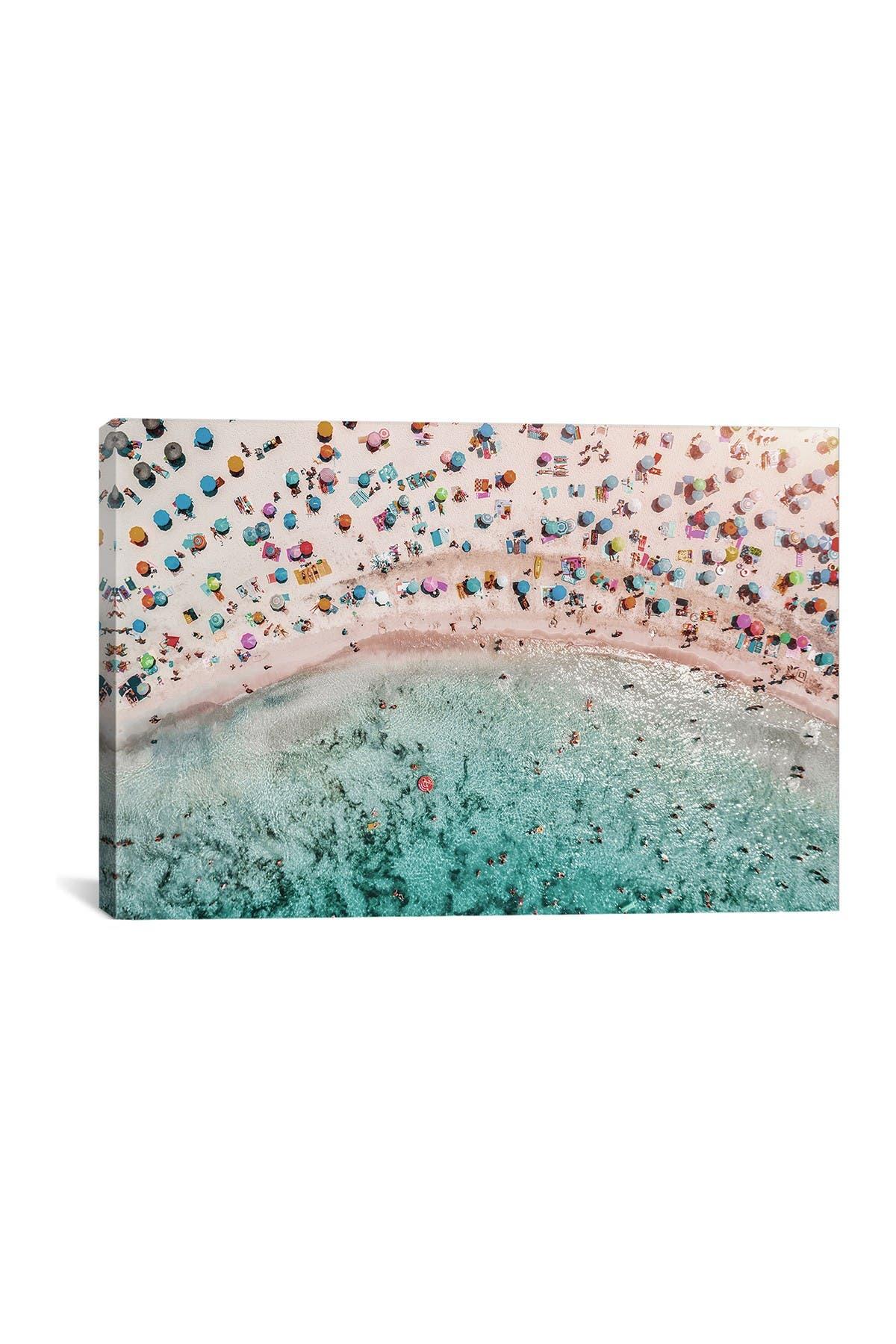 Image of iCanvas Beachy by Honeymoon Hotel