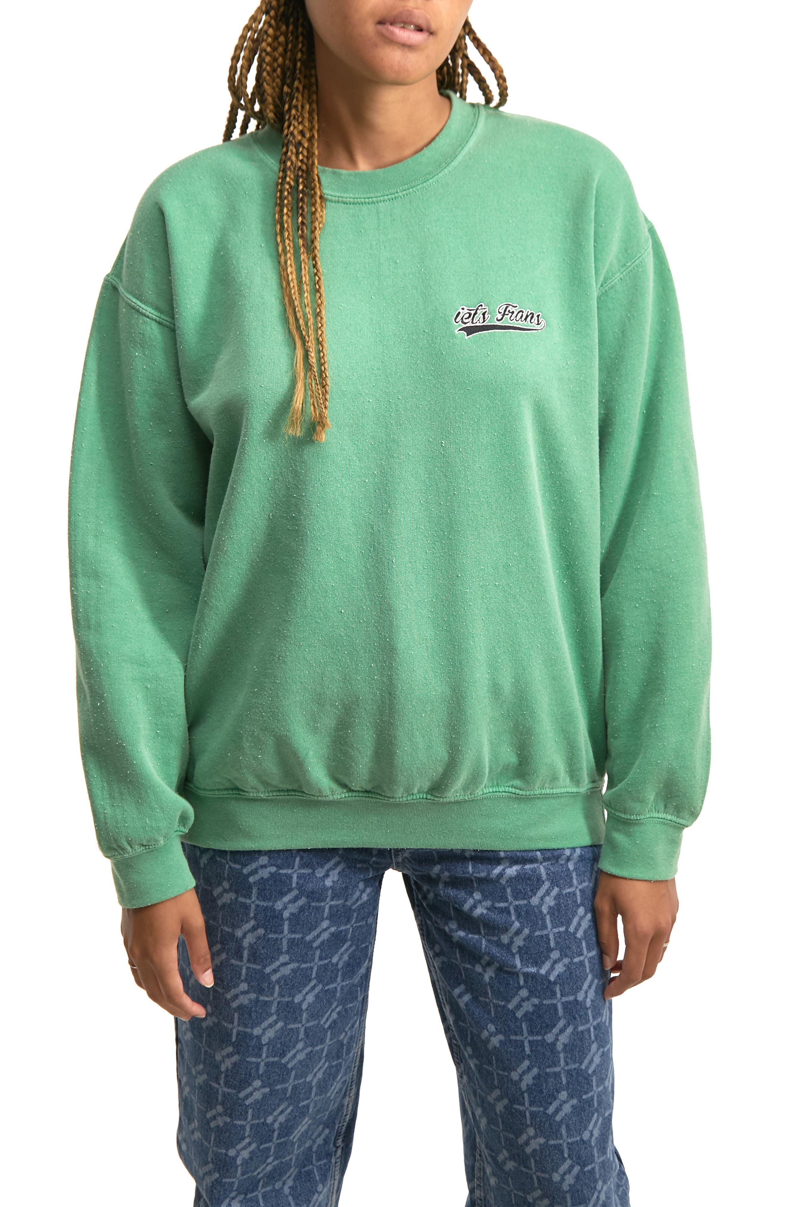 Script Sweatshirt