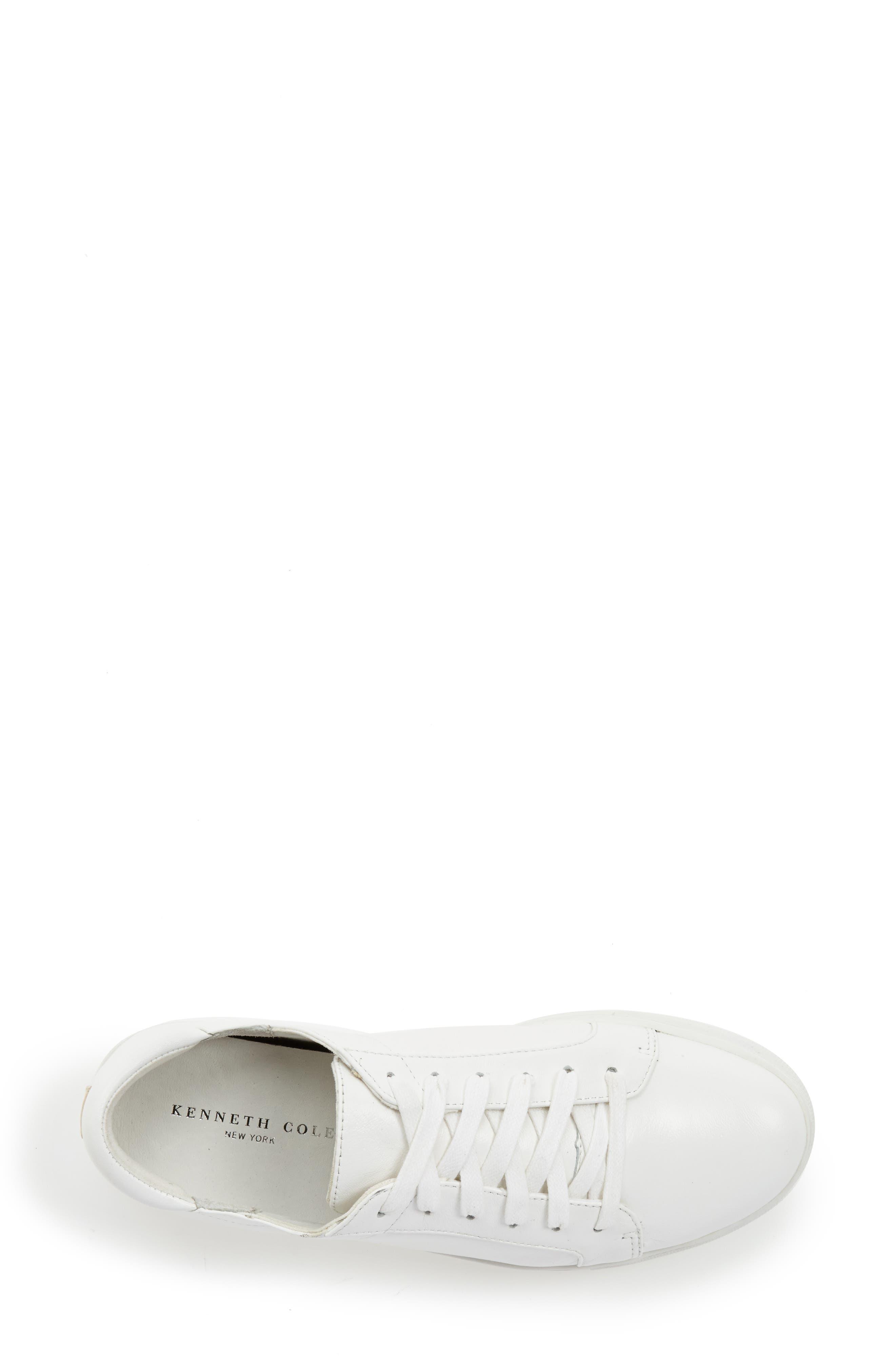 ,                             'Kam' Sneaker,                             Alternate thumbnail 6, color,                             WHITE