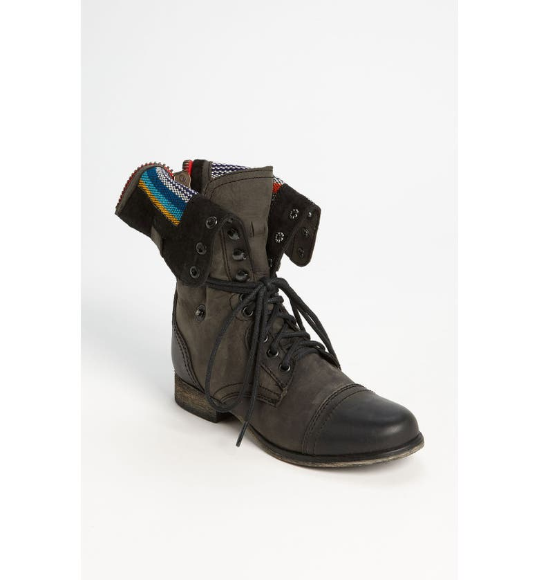 STEVE MADDEN 'Camarro' Boot, Main, color, BLACK