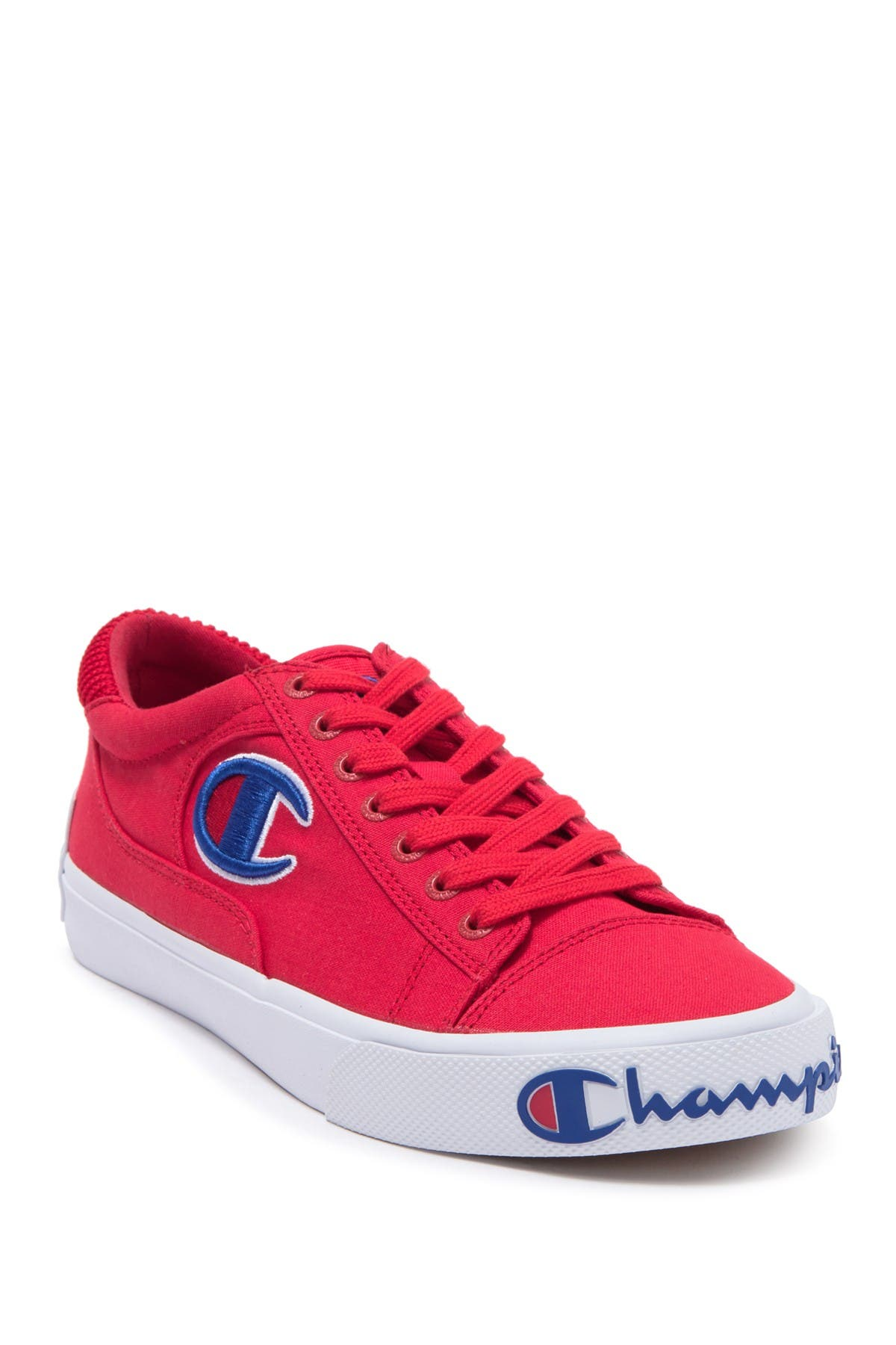 Image of Champion Fringe Low Top Sneaker