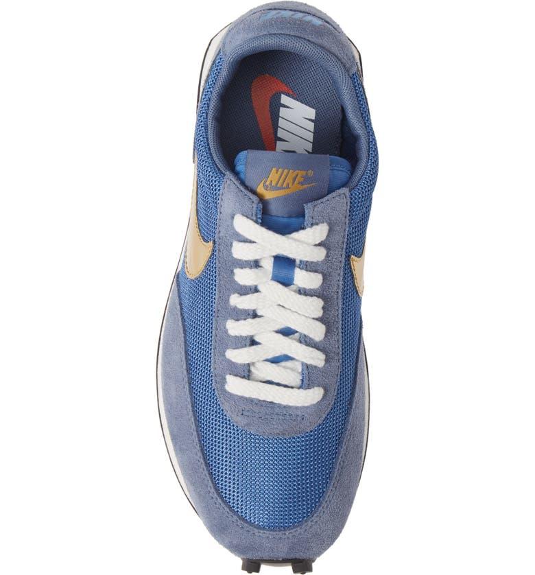 NIKE Daybreak SP Sneaker, Alternate, color, OCEAN FOG/ METALLIC GOLD