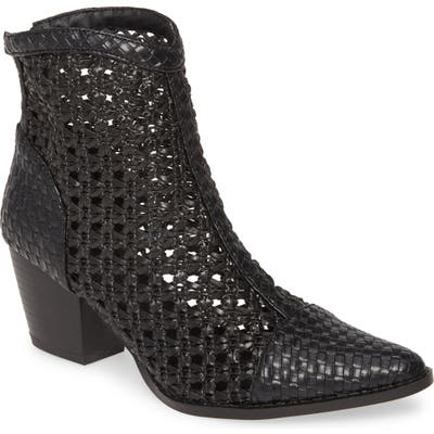 Coconuts By Matisse Caught Up Bootie- Black