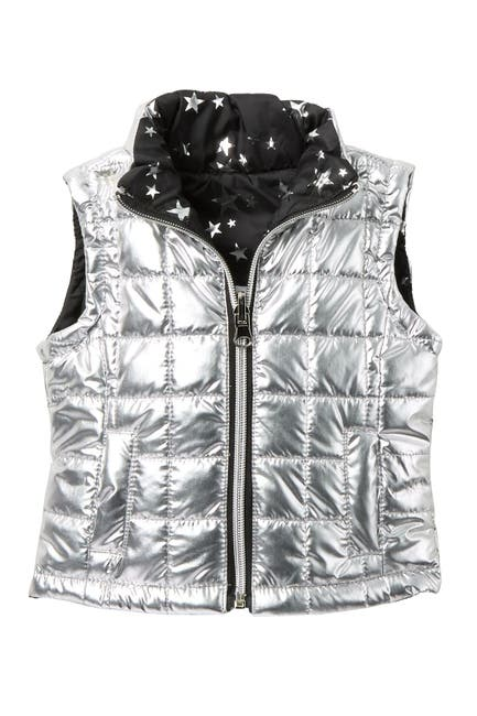 Image of Urban Republic Quilted Reversible Vest