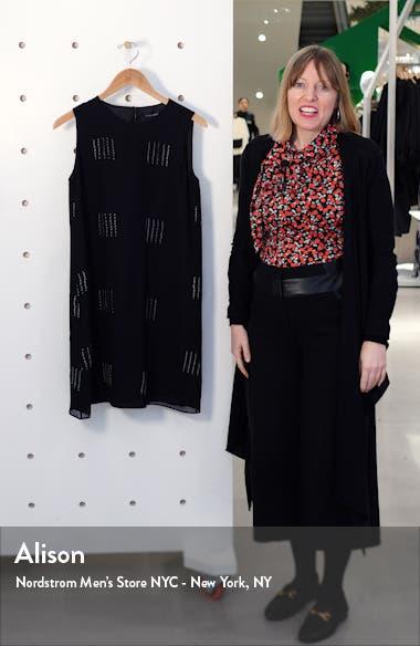 Hand Dyed Silk Shift Dress, sales video thumbnail