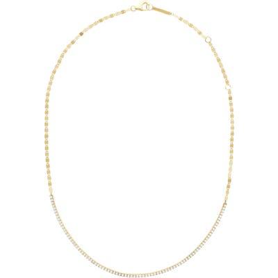 Lana Jewelry Small Flawless Diamond Collar Necklace