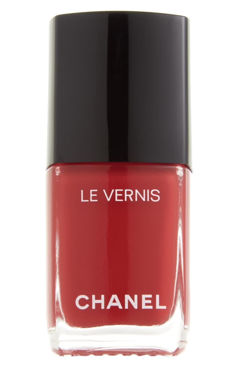 CHANEL LE VERNIS <br />Longwear Nail Colour, Main, color, 749 ESCALE