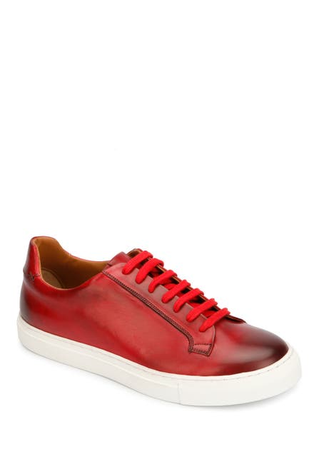 Image of KENNETH COLE Zail Leather Sneaker