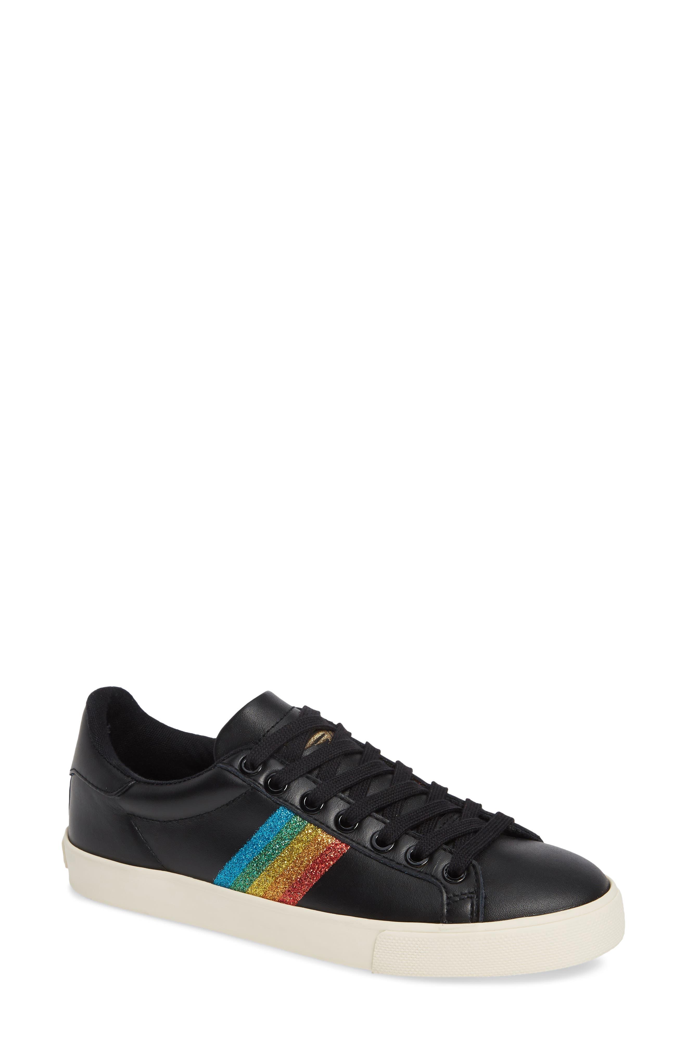 Gola Orchid Rainbow Glitter Sneaker