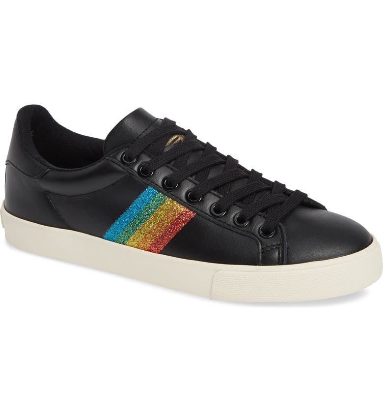 GOLA Orchid Rainbow Glitter Sneaker, Main, color, 001