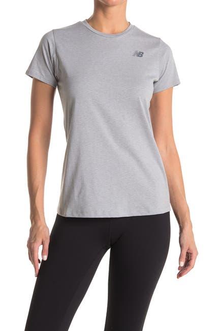 Image of New Balance Relentless Crew Neck T-Shirt