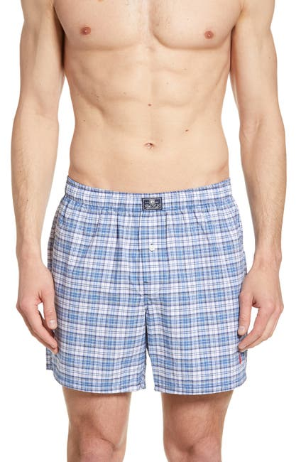 Image of Polo Ralph Lauren Stretch Woven Boxers