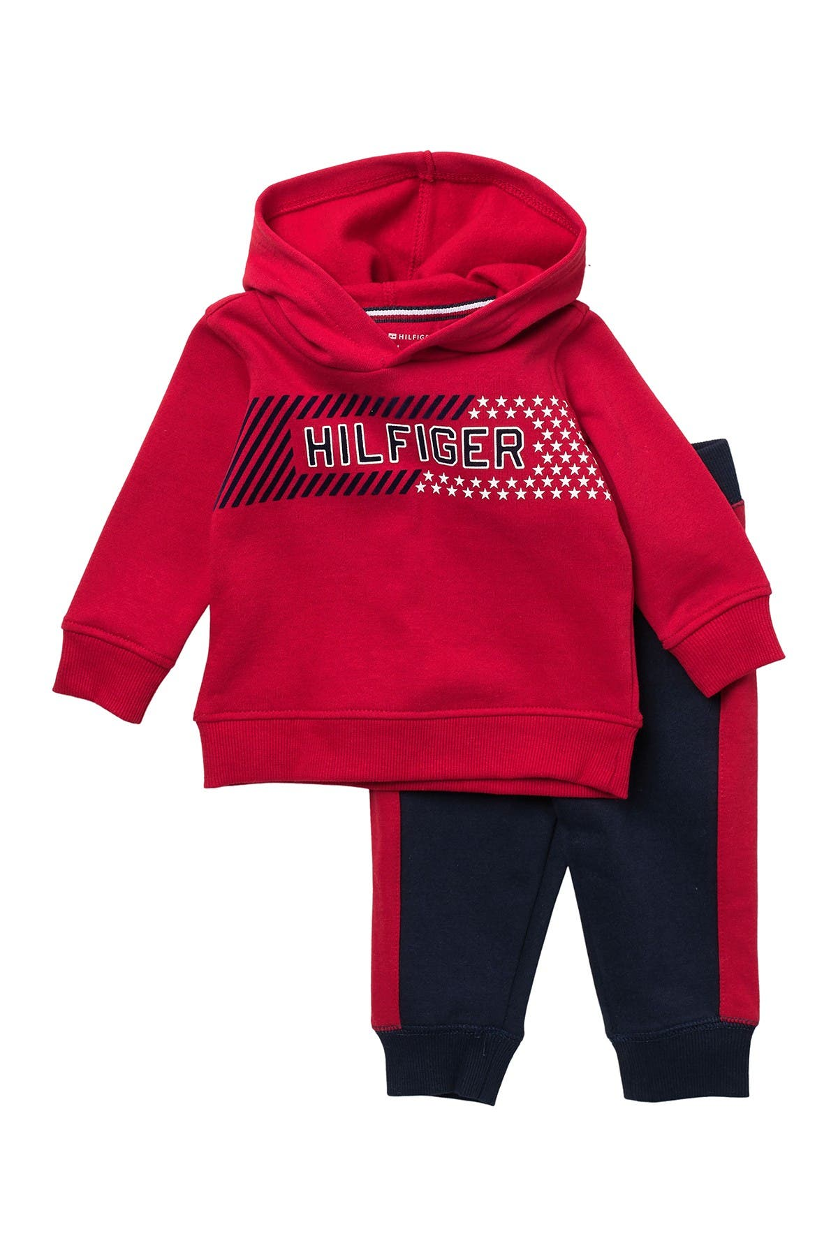 Image of Tommy Hilfiger Hoodie & Pants Set