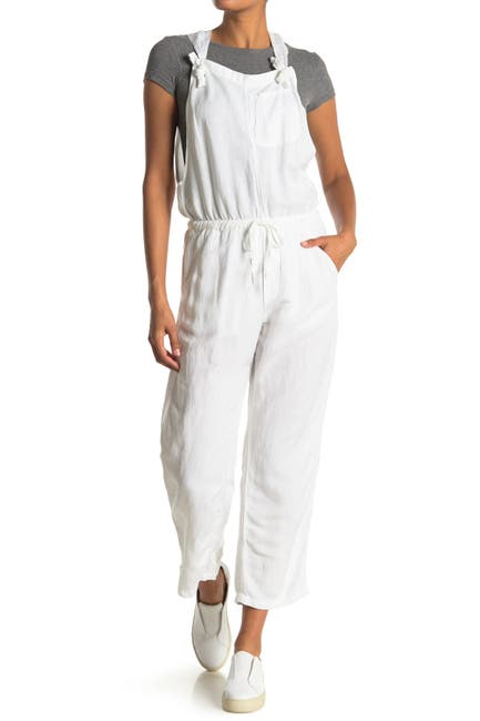 Image of NSF CLOTHING Seone Tie Waist Overalls