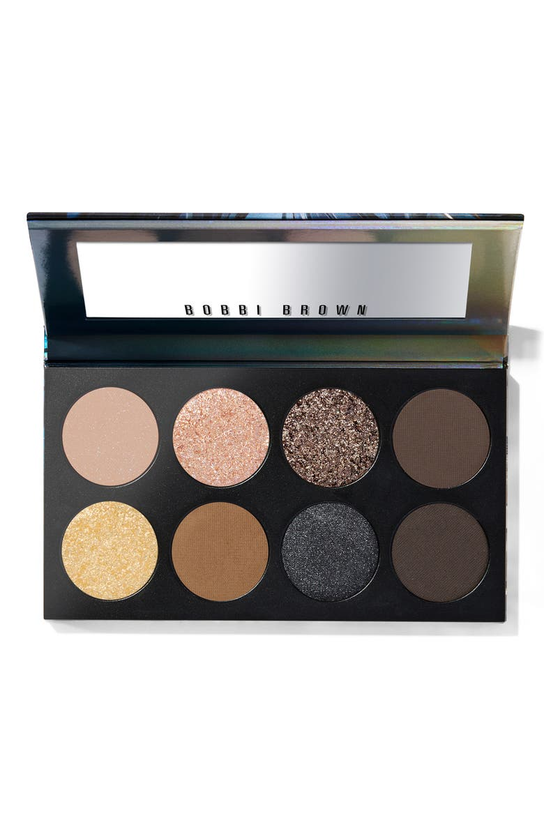 BOBBI BROWN Smoke & Metals Eyeshadow Palette, Main, color, 000