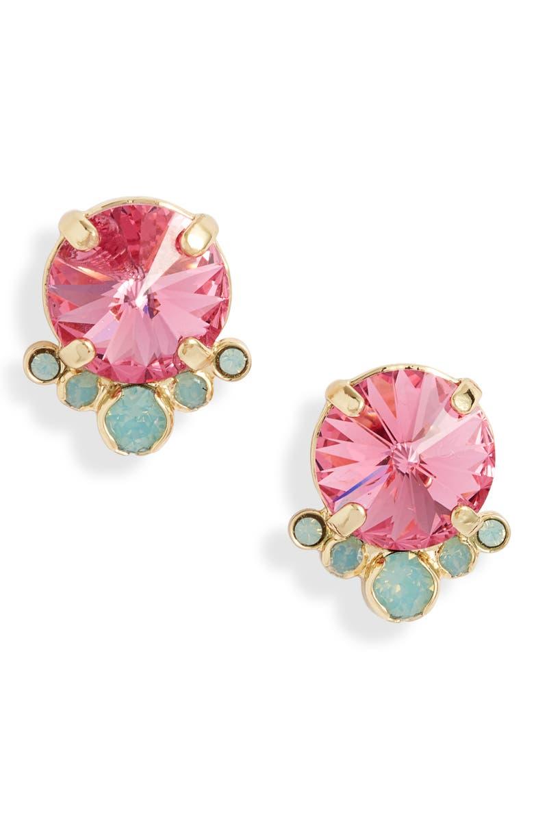SORRELLI Regal Rounds Stud Earrings, Main, color, 710
