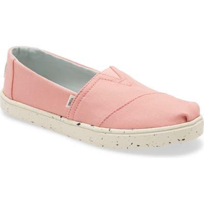 Toms Alpargata Slip-On- Pink
