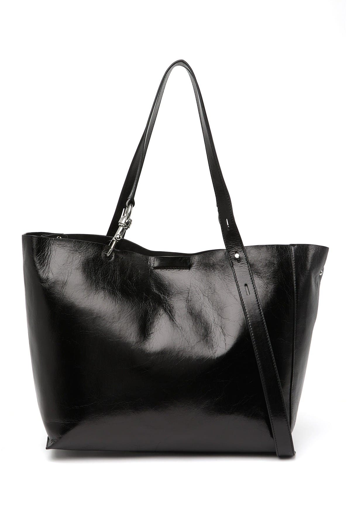 Image of Rebecca Minkoff Stella Large Leather Tote
