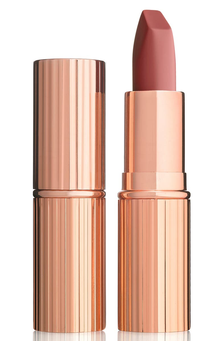 CHARLOTTE TILBURY Rose Kiss Matte Revolution Lipstick, Main, color, ROSE KISS