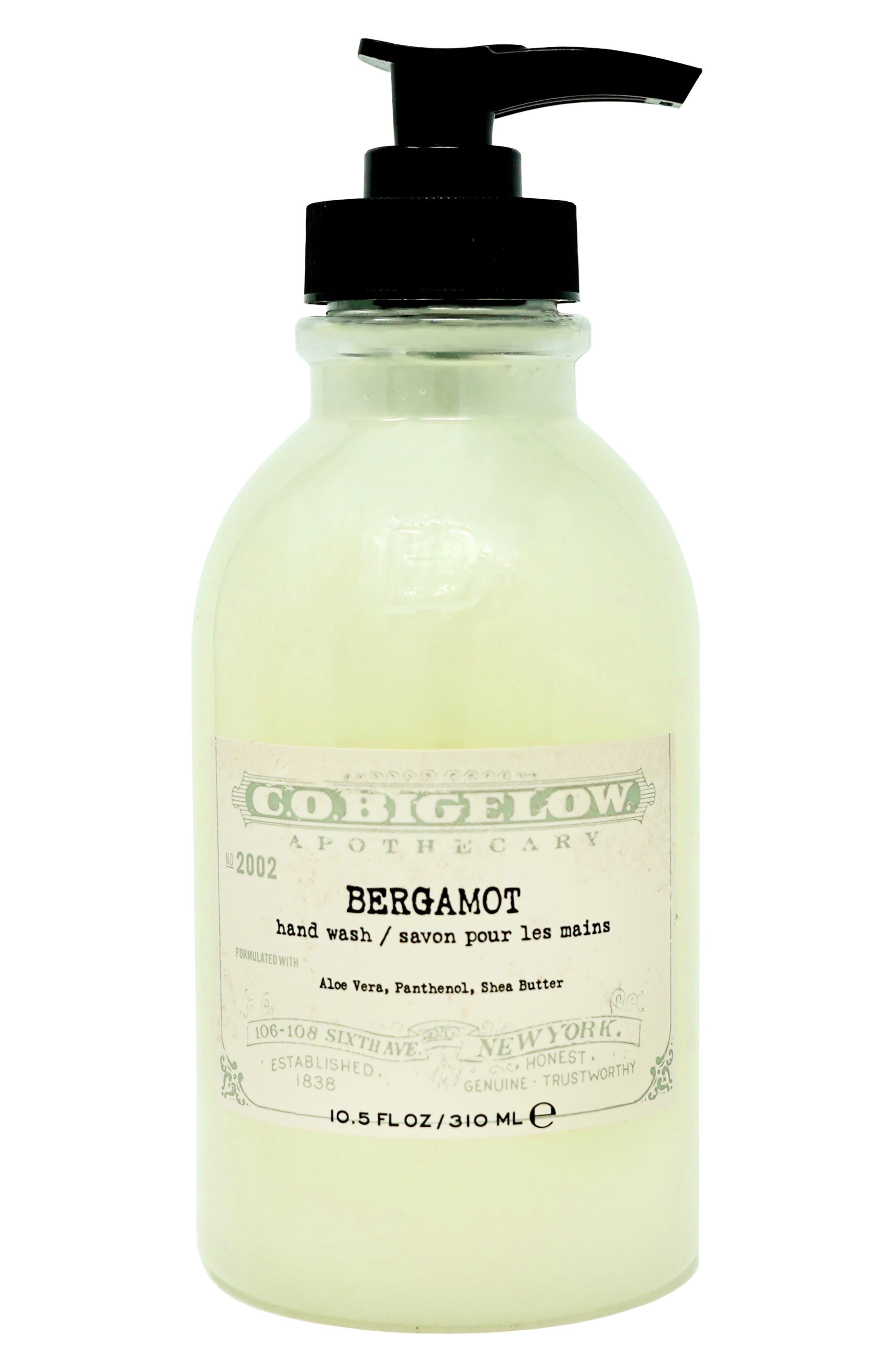 C.O. Bigelow Bergamot Hand Wash