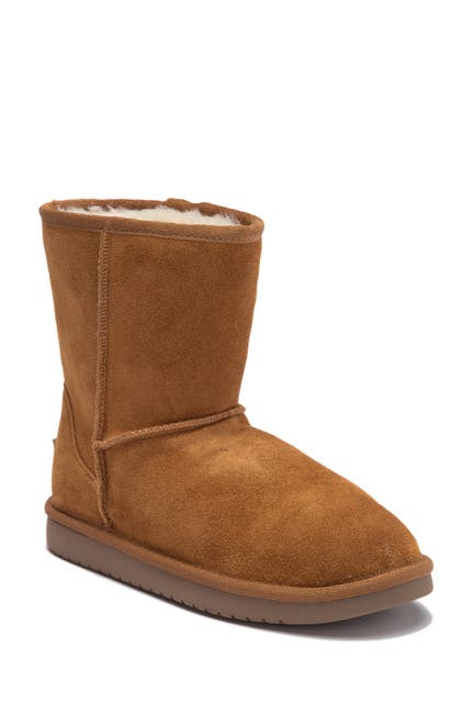 Image of KOOLABURRA BY UGG Koola Faux Fur Lined Suede Short Boot