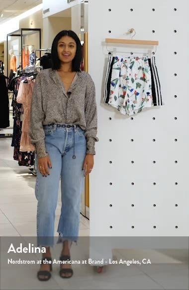 Floral Print Shorts, sales video thumbnail