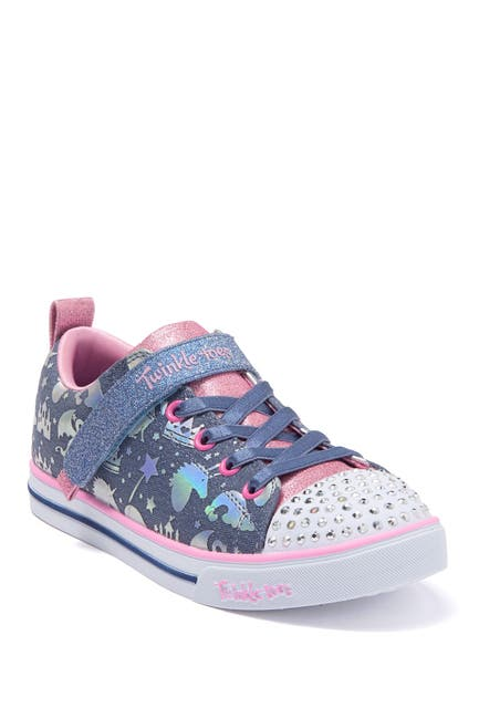 Image of Skechers Sparkle Lite Princessland Sneaker