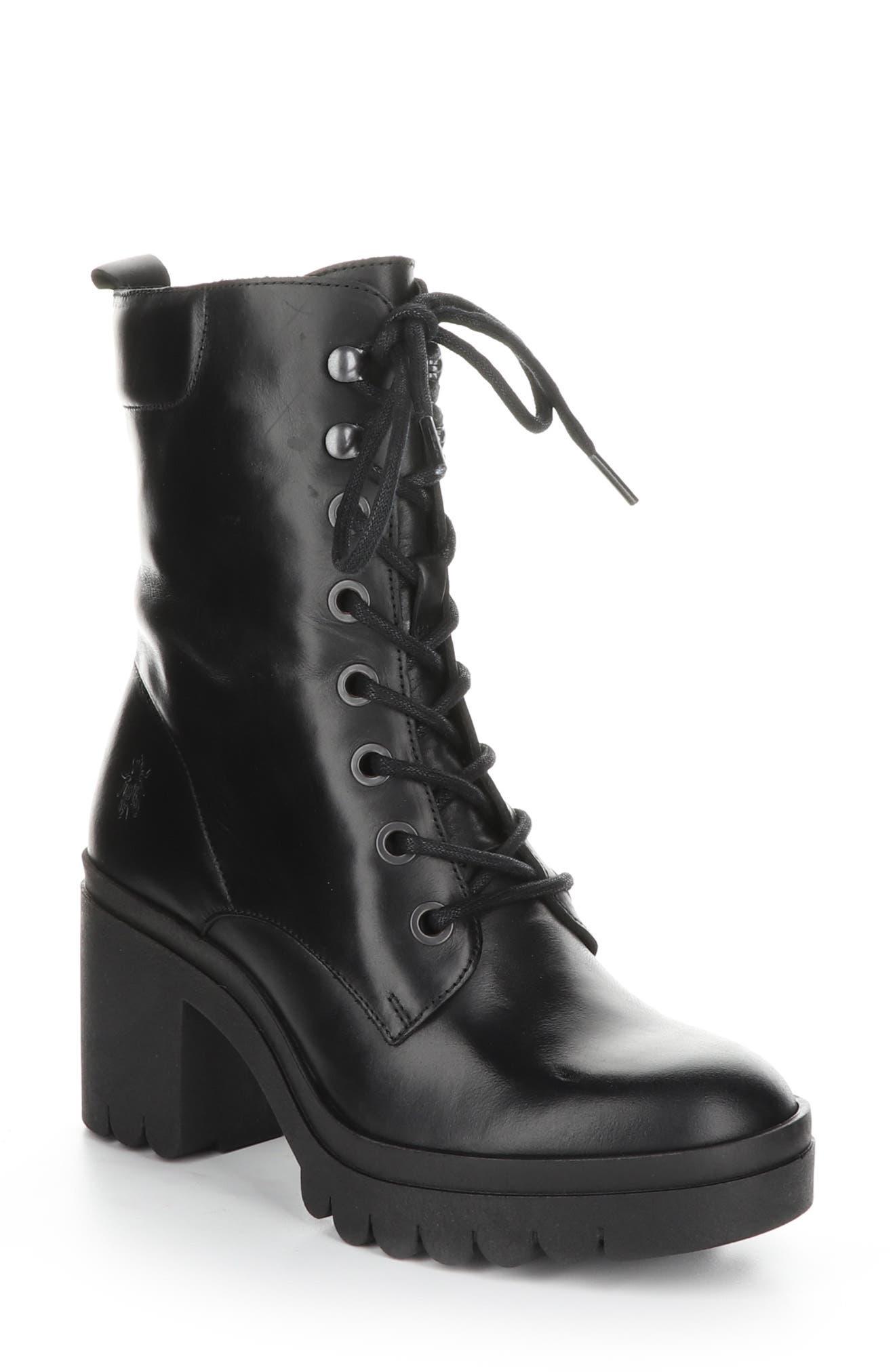 Tiel Combat Boot