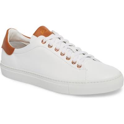Good Man Brand Legend Low Top Sneaker, White