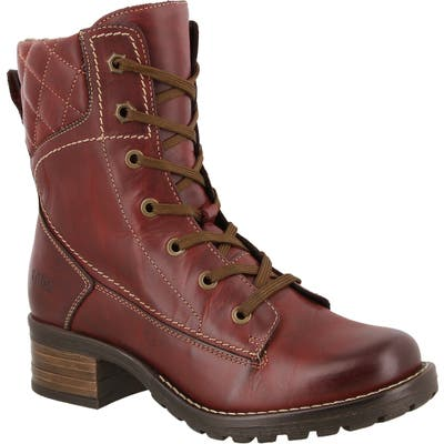 Taos Factor Boot, Red