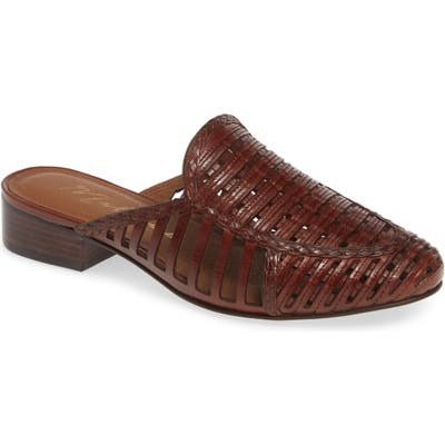 Matisse Frenchi Loafer Mule- Brown