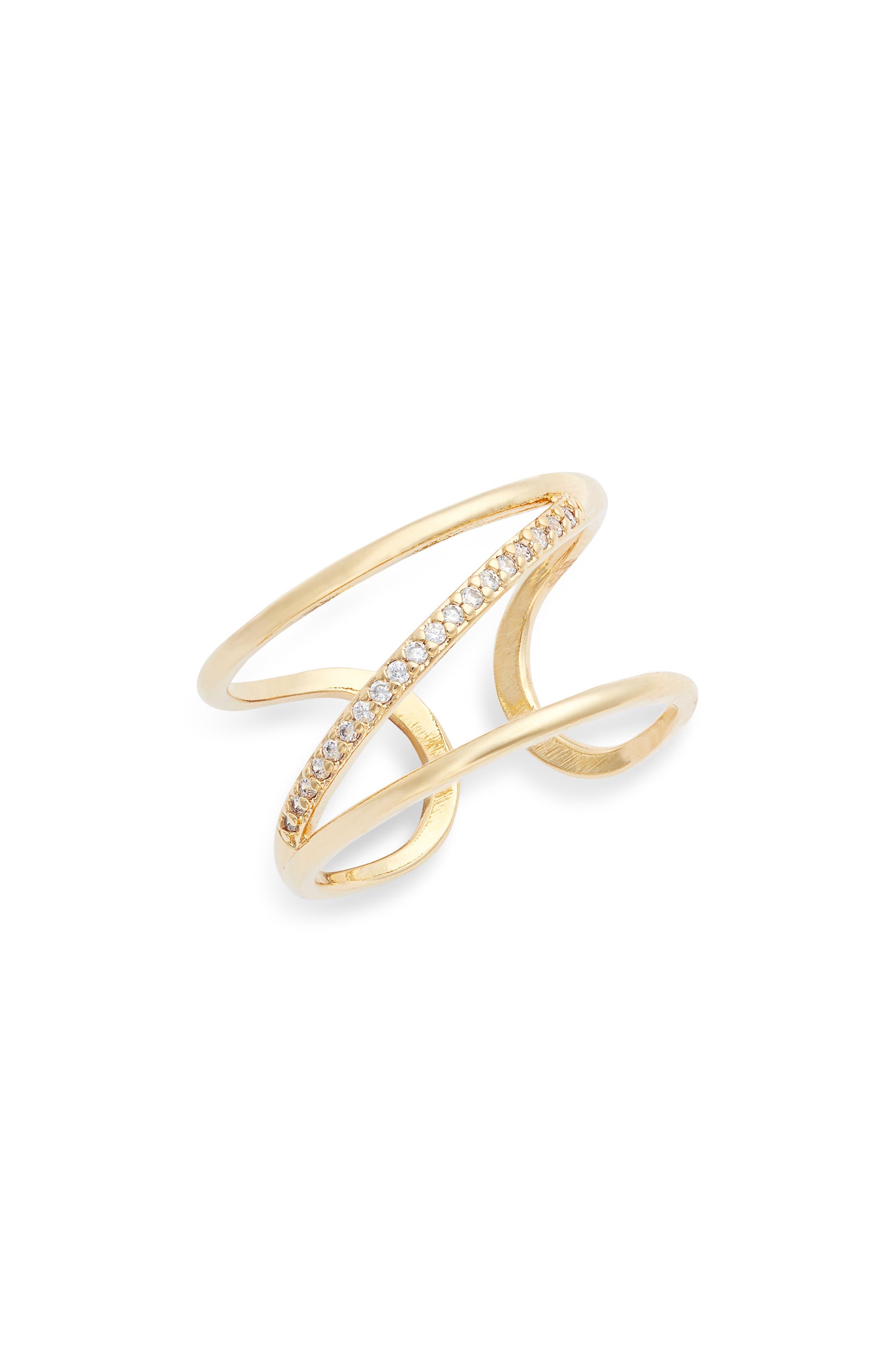 Calypso Adjustable Ring