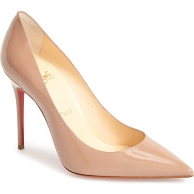 Christian Louboutin Pointy Toe Pump