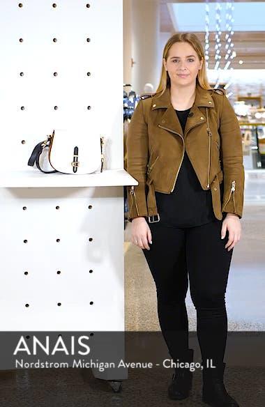 Saddle 24 Leather Saddle Bag, sales video thumbnail