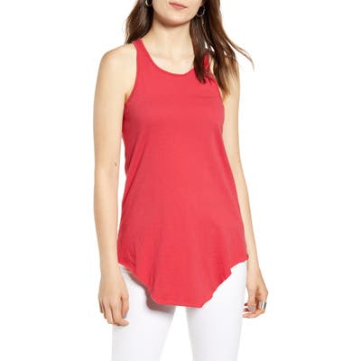 Frank & Eileen Tee Lab Base Layer Tank, Red