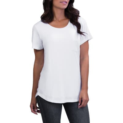 Belly Bandit Perfect Maternity/nursing Tee, White