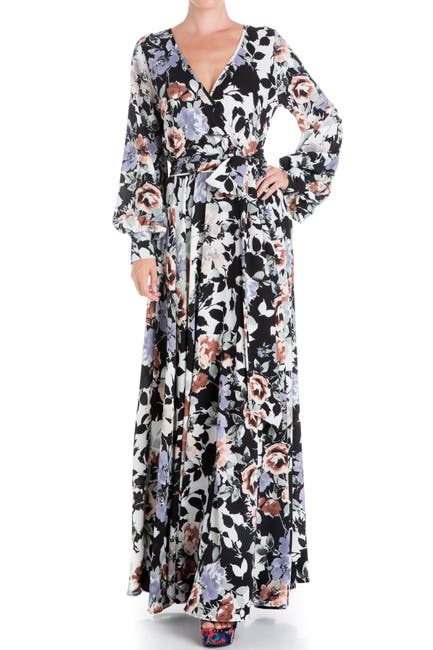 Image of Meghan LA LilyPad Maxi Dress