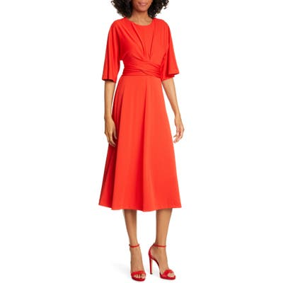 Ted Baker London Syrrina Dress, Red